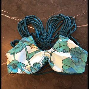 Maaji Swim - New Bikini top reversible size small